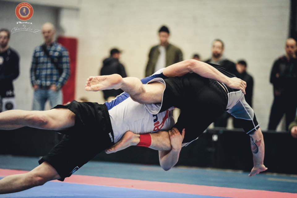 SW Submission Wrestling